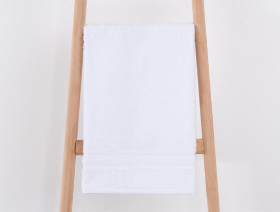 Bambu Havlu 50x80cm - Beyaz