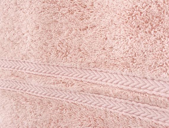 Bambu Havlu 50x80cm - Pudra