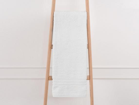 Bambu Havlu 70x140 cm - Beyaz