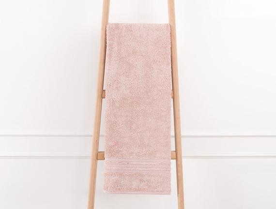 Bambu Havlu 90x150cm - Pudra