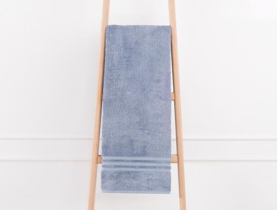 Bambu Havlu 90x150cm - İndigo