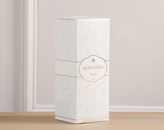 Kolonya 200 ml Vanille (Vanilya)