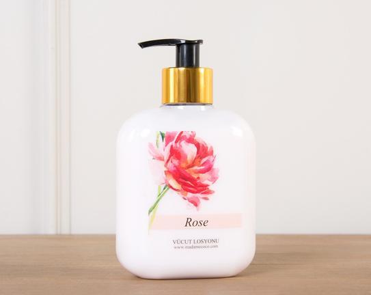 Çiçek Serisi Rose Vücut Losyonu 300ml