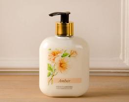 Çiçek Serisi Amber Vücut Losyonu 300ml