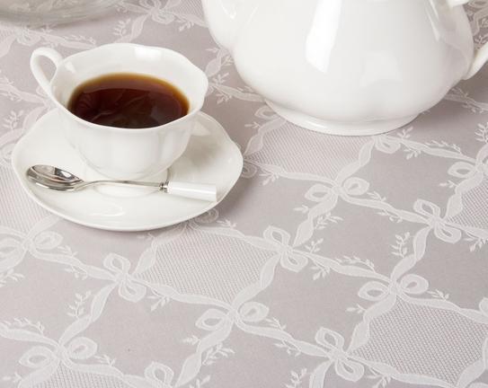 Desserts Dikdörtgen Masa Örtüsü Kumaş Taş 160x240cm