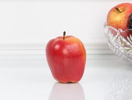 Dekoratif Elma Kırmızı Büyük