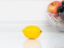 Dekoratif Limon Sarı