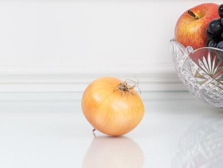 Dekoratif Soğan Beyaz
