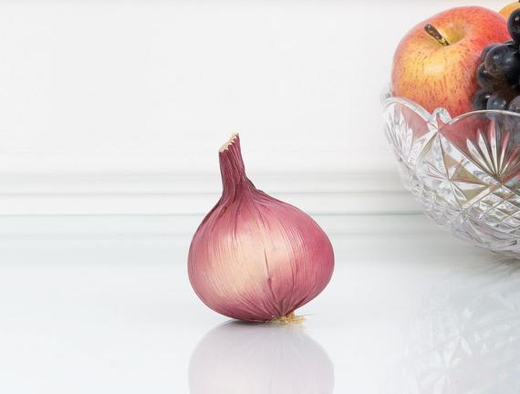Dekoratif Mor Soğan