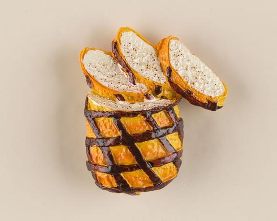 Buzdolabı Magneti Ekmek