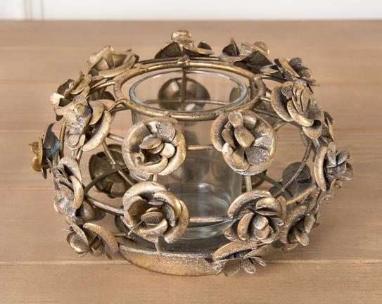 Metal Dekoratif Mumluk