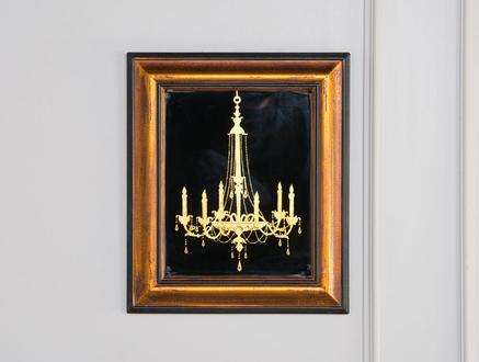 Dekoratif Tablo - 29x34 cm