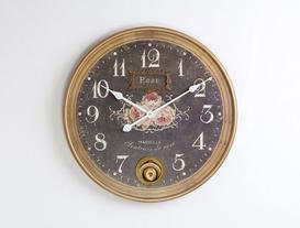 Duvar Saati Ahşap 56x56cm