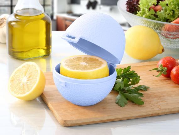 Limon Saklama Kabı - Mavi