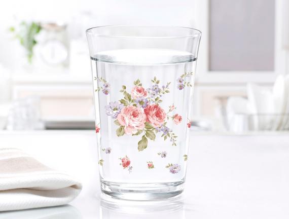 Alıcıa 3'Lü Su Bardağı Seti