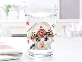 Fantina 3'lü Su Bardağı