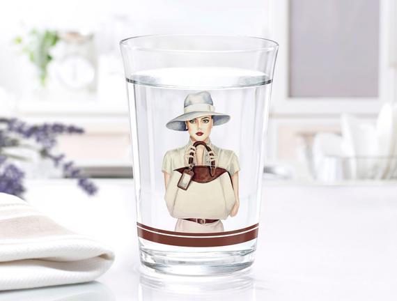 Celesse 3'lü Su Bardağı