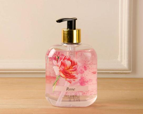Çiçek Serisi Rose Sıvı Sabun 300ml