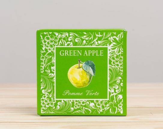 Katı Sabun - Kare 100 g Green Apple (Yeşil Elma)