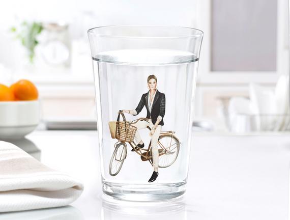 Elise 3'lü Su Bardağı