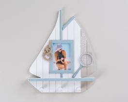 Marin Koleksiyonu - Yelkenli Duvar Askısı