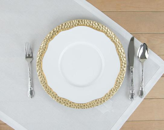 Evelyn Gold Plastik Supla 33cm