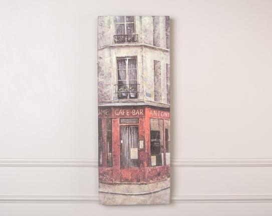 Dekoratif Tablo 23x61cm