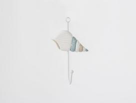 Duvar Askısı Deniz Kabuğu 18x11cm