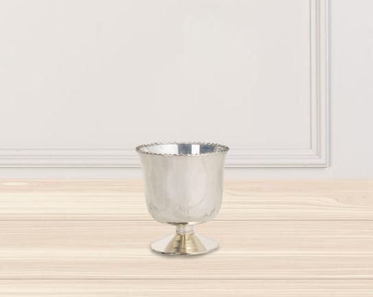 Metal Dekoratif Vazo