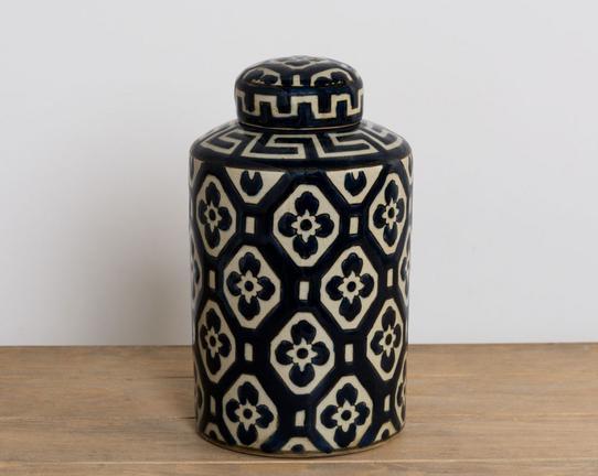 Dekoratif Porselen Vazo 22cm