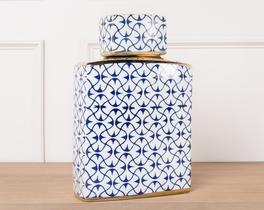 Dekoratif Porselen Vazo 27cm