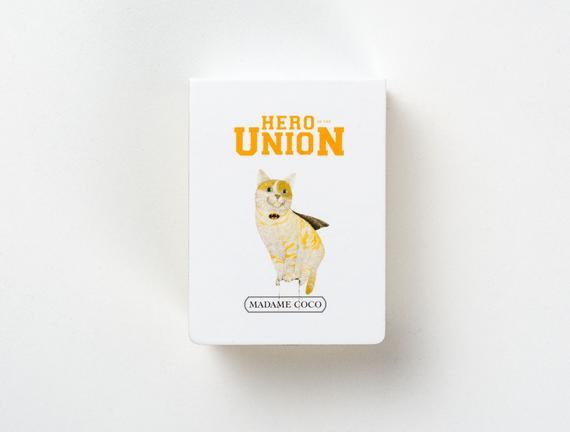 Hero Union Bloknot