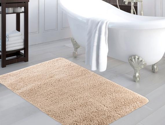 Banyo Halısı 100x150cm - Taş