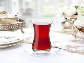 Leila 6'lı Çay Bardağı - 100 ml