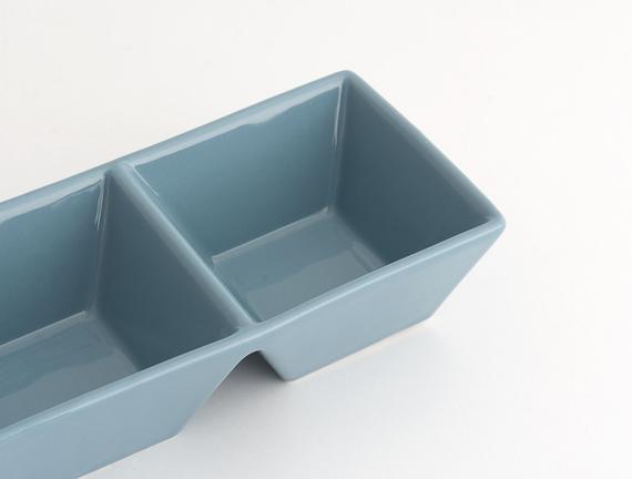 3'lü Servis Kasesi - Mavi