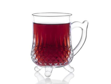 Audrey 6'lı Çay Fincanı