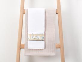 Fincan Dijital Baskılı 2-Li Mutfak Havlusu 40x60cm