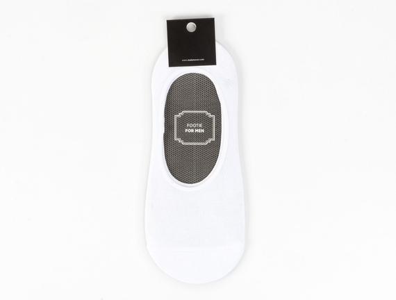 Erkek Suba Çorap - Beyaz