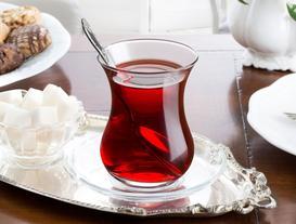 Caress 6'lı Çay Bardağı