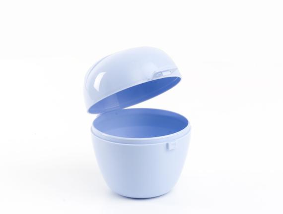Elma Saklama Kabı - Mavi