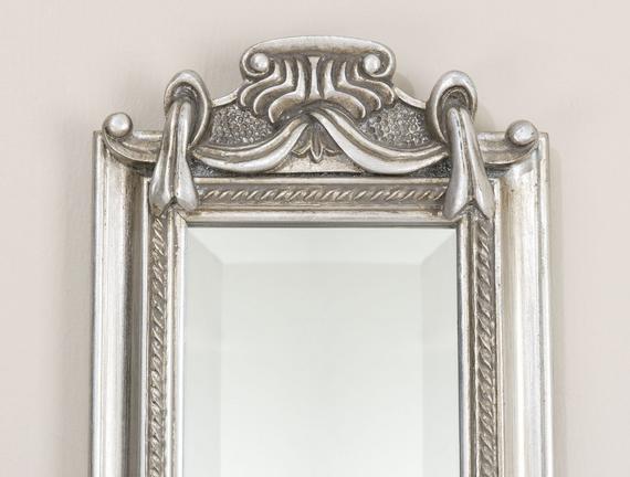 Fontainebleau Ayna - Gümüş