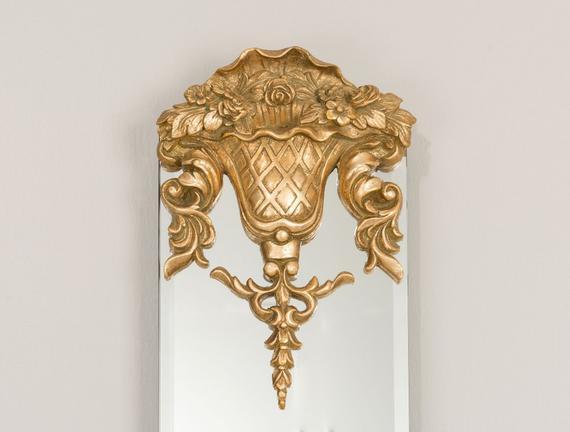 Hampton Ayna - Altın