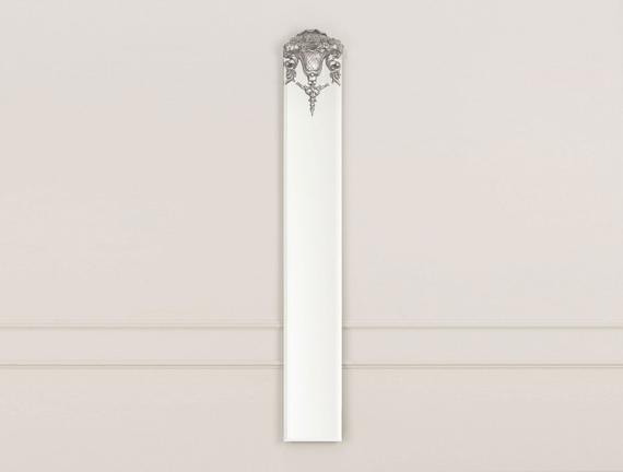 Hampton Ayna - Gümüş