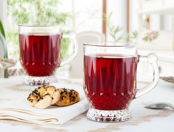 Adele 6'lı Çay Fincanı