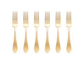 Al Point 6-Piece Dessert Fork