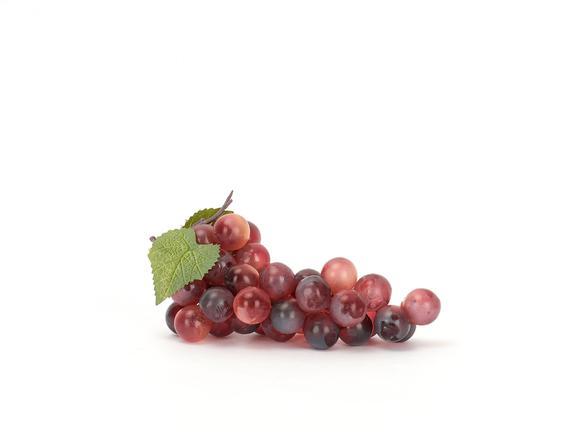 Dekoratif Kırmızı Üzüm