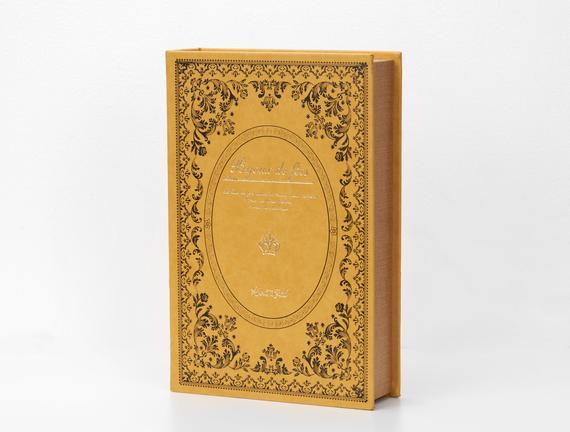 Bijoux de Fees Ahşap Kitap Kutusu