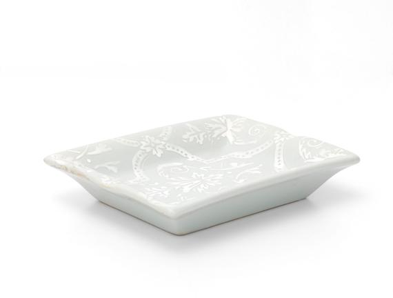 Dekoratif Porselen Kase