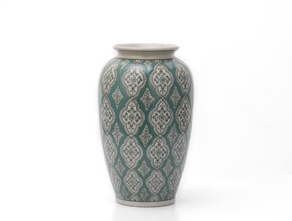 Dekoratif Porselen Vazo