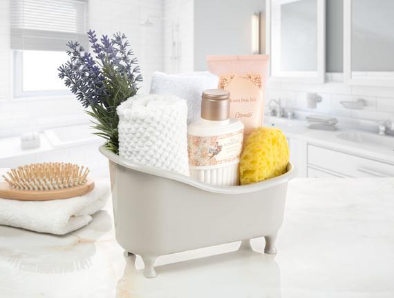 Dekoratif Banyo Küveti - Taş